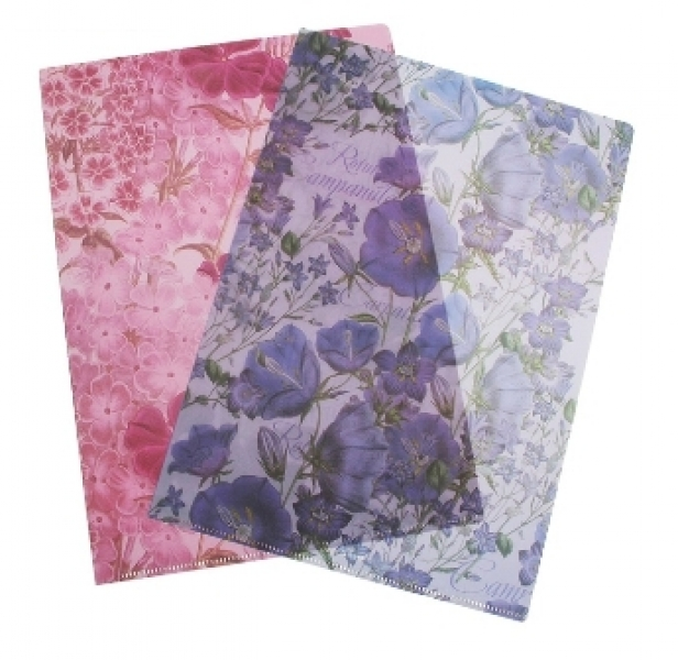 "Папка - уголок ""E.K."" Mont Royal 31392 4шт/наб"