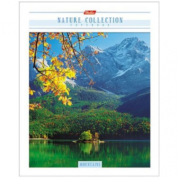 "Тетрадь 80л  80Т5В1 ""Nature Collection"" (7/70)"