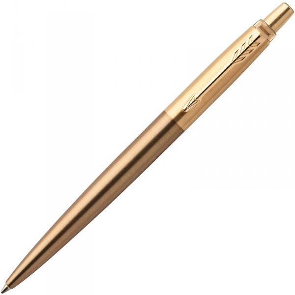 "Ручка шарик. ""Parker"" Jotter West End Gold синий 1953203"