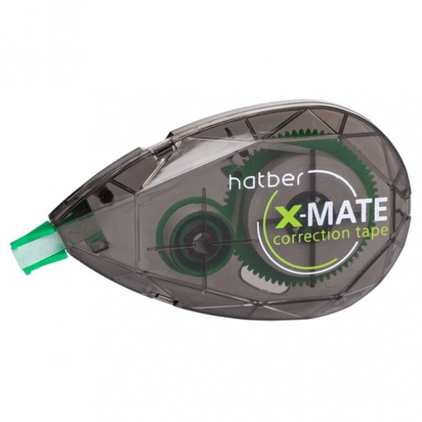 "Коррект лента ""Hatber"" X-Mate DIAMOND 5мм10м CT_058781 (12)"