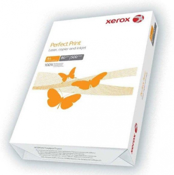 "Бумага 500л А4 ""XEROX Perfect Print"" 80г/м2  (5)"